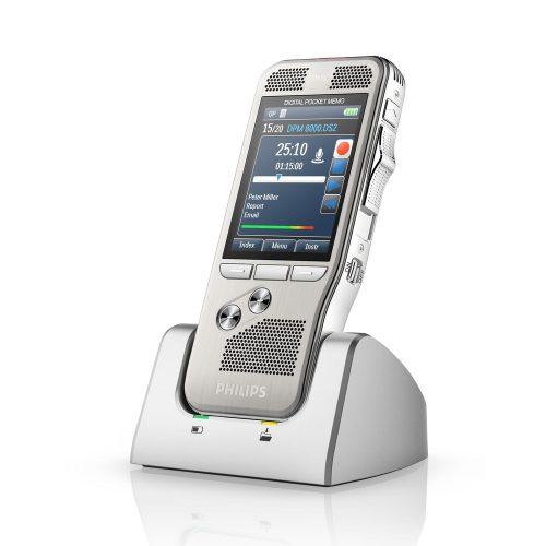 Philips DPM8100 Pocket Memo Digital Recorder