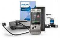 Philips DPM6700 Digital PocketMemo Dictation and Transcription Set