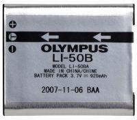 Olympus LI-50B Lithium-Ion Battery