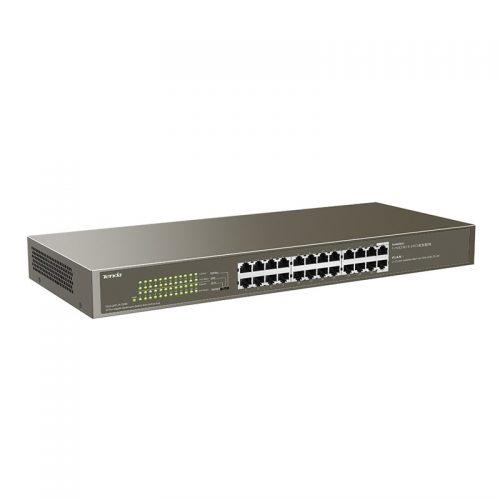Tenda TEG1124P-24-250W Port Gigabit Ethernet Switch