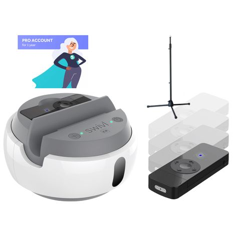 Swivl CX5 video capture solution Starter Kit